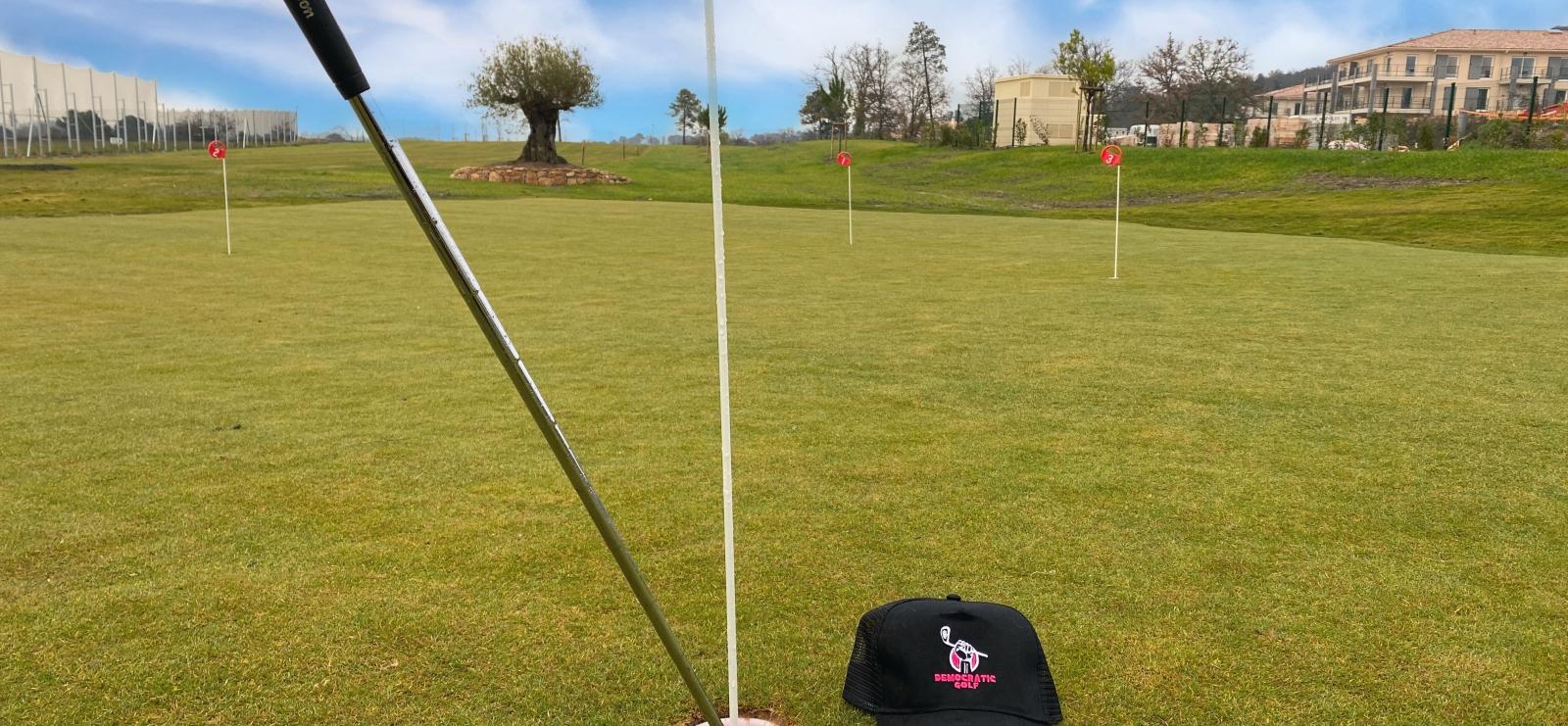 activité golf democratic golf