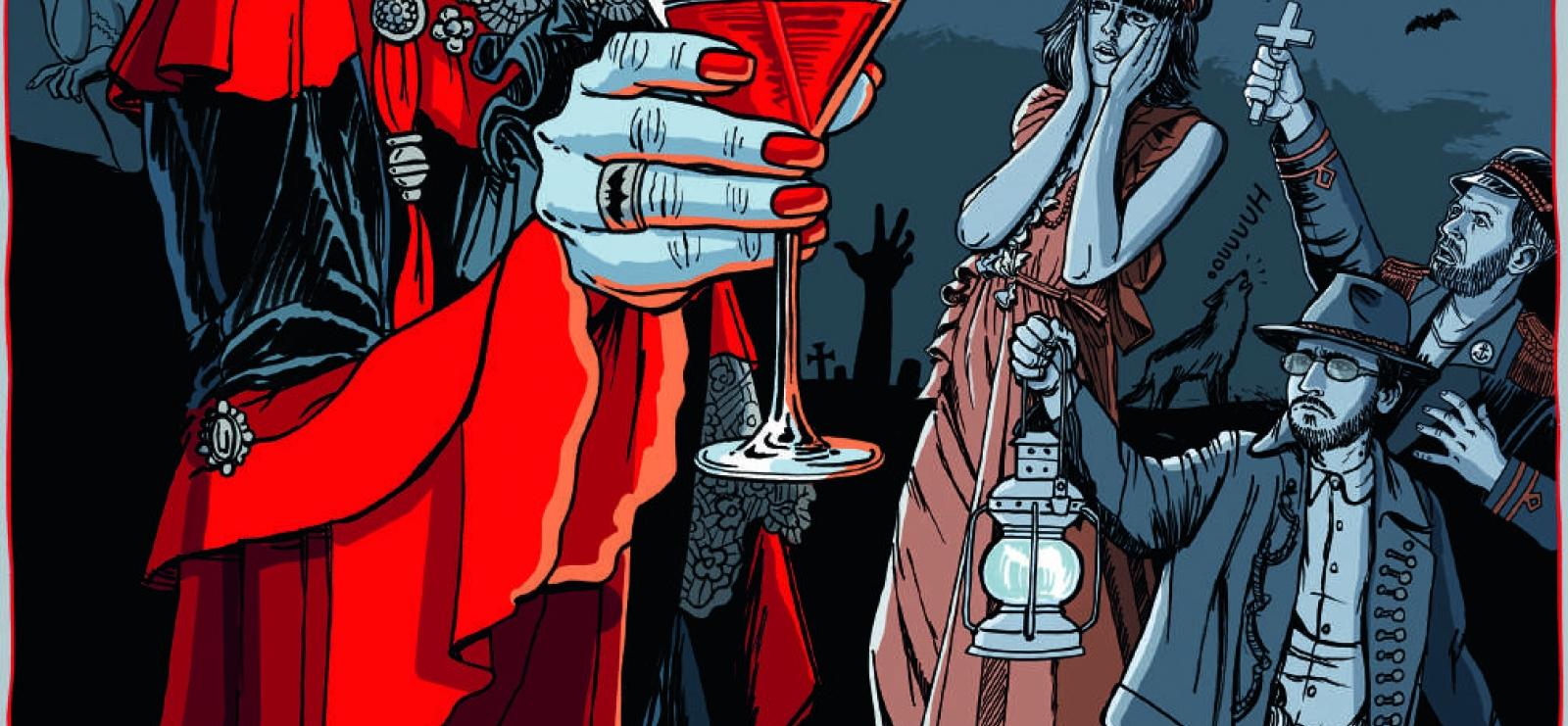 Spécial Halloween - La véritable histoire de Dracula