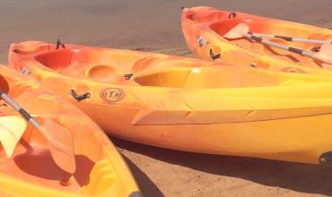 Location de kayaks sur mer