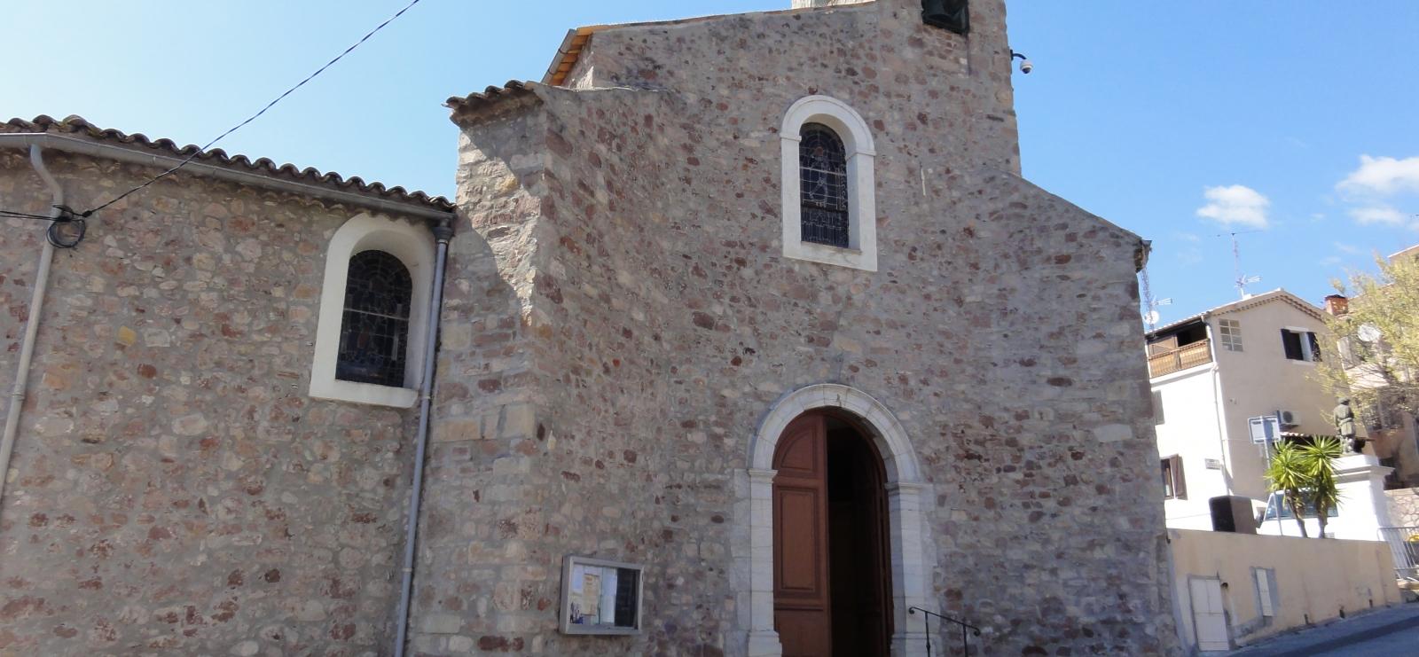 Eglise Saint Jacques Le Majeur