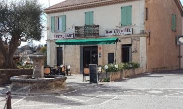 Bar restaurant de l'Estérel