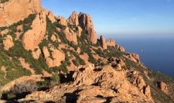 Randonnée : Les balcons du Cap Roux