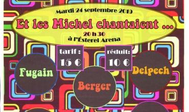 Concert 'Et les Michel chantaient'