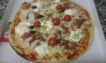 La pizza de Véro