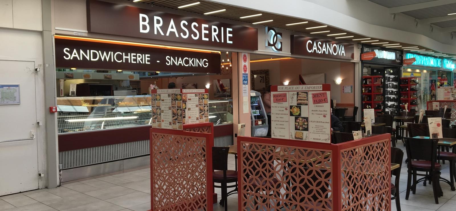 Brasserie Casanova