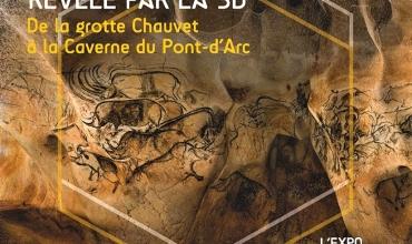 Exposition interactive 'Grotte Chauvet-Pont d'Arc'