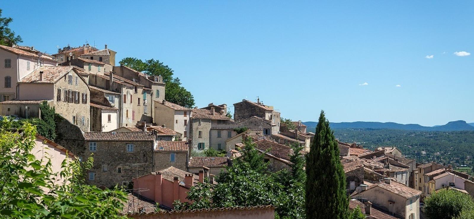 village perché de Fayence