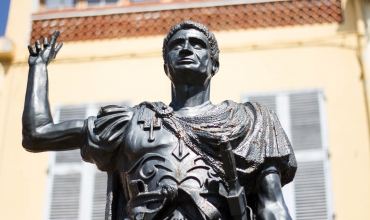 Statue Agricola