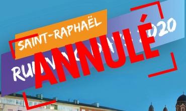 Annulé - Saint-Raphaël Running Days 2020