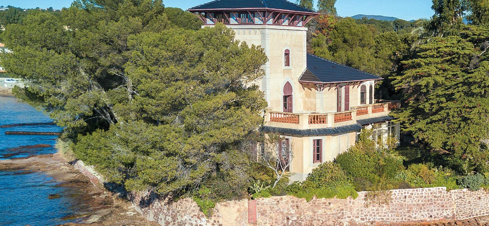 Exposition 'Saint-Raphaël, demeures et jardins de la belle époque'