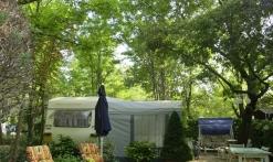 emplacement tente ou caravane
