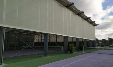 Tennis club de La Bouverie