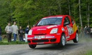 33ème Rallye automobile National de Fayence