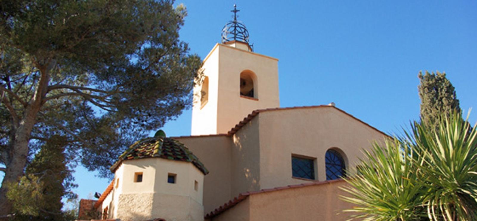 Eglise Ste-Thérèse aux Issambres