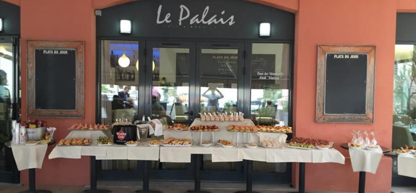 Brasserie le Palais