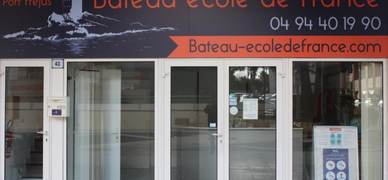 Bateau École de France