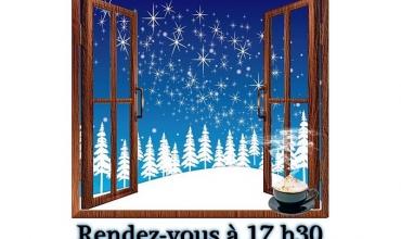 Fenêtres de Noël