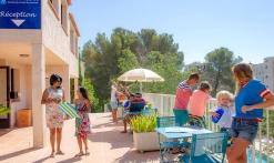 Les Jardins d'Azur extérieur