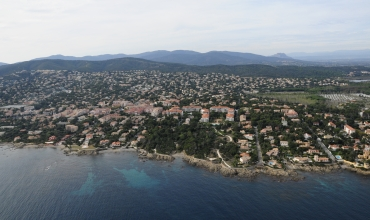 Calanques Saint-Aygulf