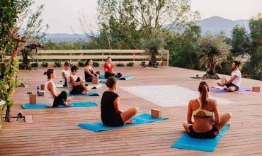 Afterwork Yoga au Mas d'Hiver