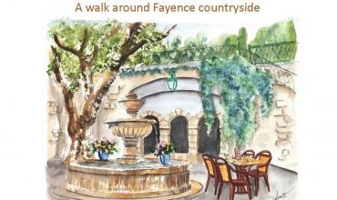 promenade en Pays de Fayence