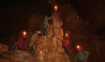 Spéléologie grottes et cavernes