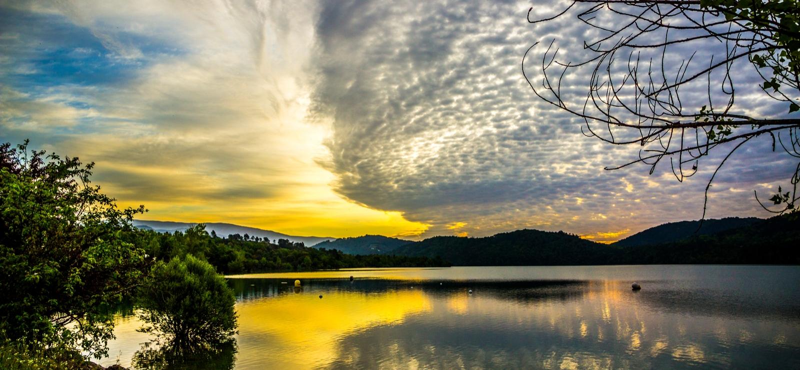 Randonnée : Lac de Saint-Cassien