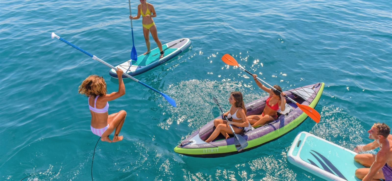 Canoë-Kayak- Okwide