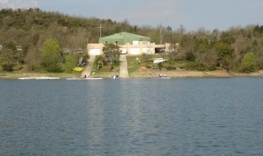 base nautique du lac de St Cassien