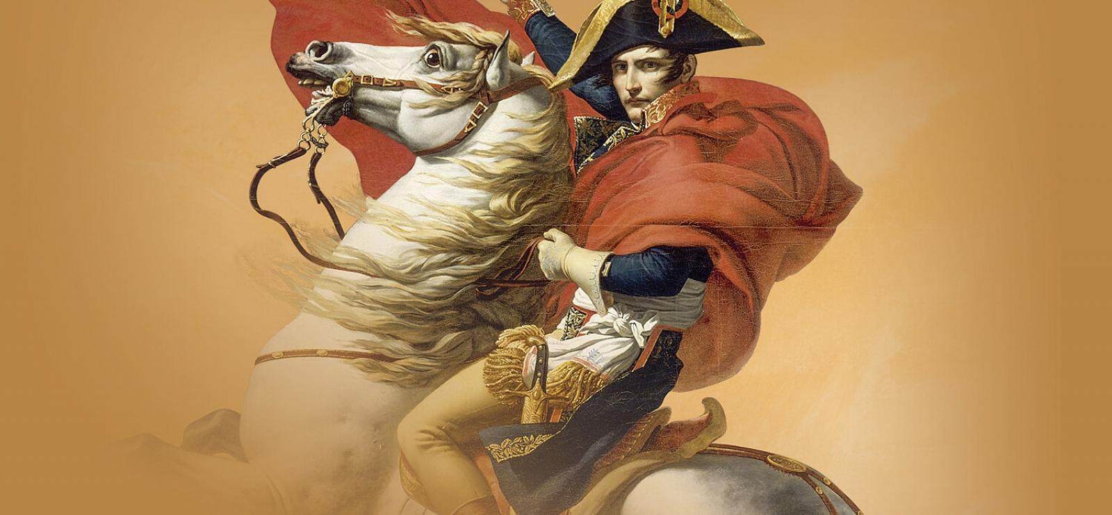 Bicentenaire de Napoléon Bonaparte : reconstitution historique