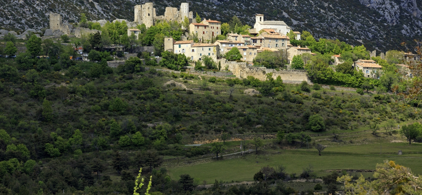Village de Bargème