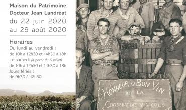 Exposition : « Histoires de vignes à Roquebrune »