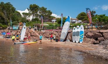 Beach Club d'Agay by Estérel Aventure