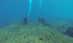 Baptême plongée Port Fréjus
