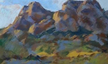 Exposition : Robin Miege - artiste peintre | Art et Vin