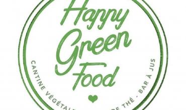 Logo Happy Green Food