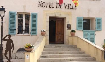 Visite guidée de Tourrettes labellisé 'Village de Caractère'
