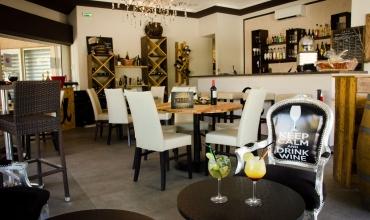intérieur Bar à vin
