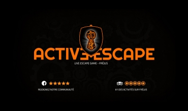 Active Escape - La 1002e nuit
