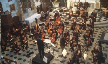 Orchestre de Cannes à Bagnols