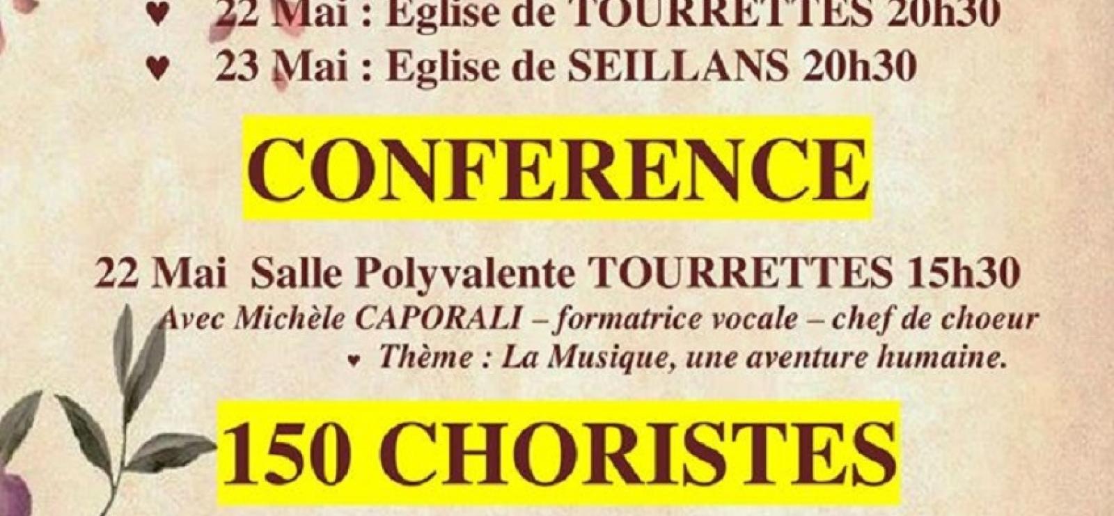 Reporté Mai 2021-Choralliance 9è Festival de chorales