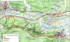 GR Sentier de Compostelle Roquebrune-sur-Argens