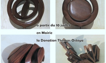 Donation Thomas Ostoya