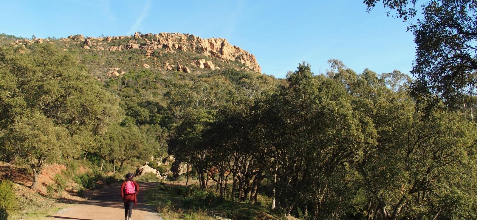 Sentier de Randonnée de Roussivau