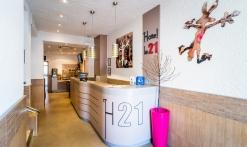 Hôtel le 21