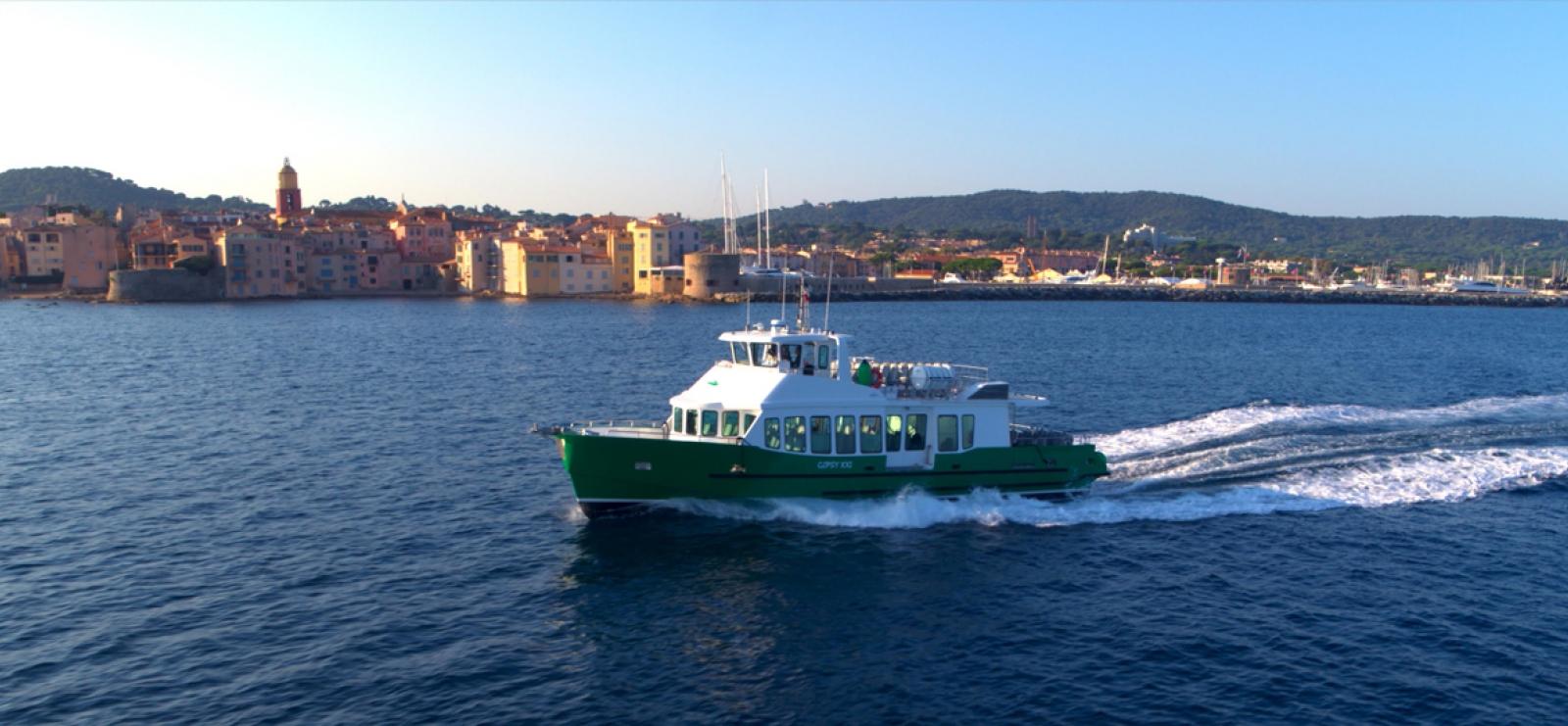 Bateaux Verts 1