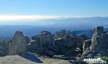 Randonnée Le mont Aigre et le mont Vinaigre