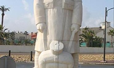 Monument aux morts de Hammam Bou Hadjar
