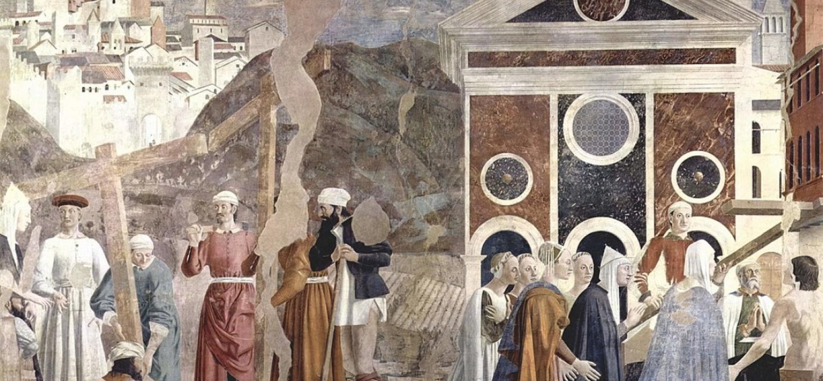 De Piero Della Francesca à Arezzo