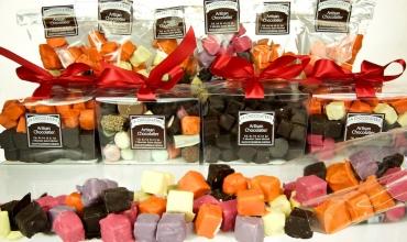 Visite de la Chocolaterie du Rocher - Groupe